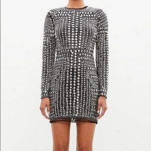 Dresses & Skirts - NWT Peace + Love Embellished Backless Mini Dress